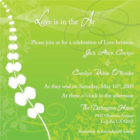 Wedding Invites With Photo was beautiful invitation example